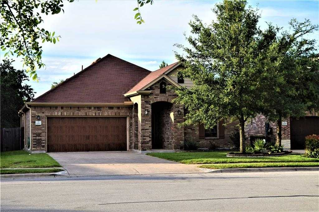 $350,000 - 3Br/3Ba -  for Sale in Silverado West Ph B Sec 03, Cedar Park