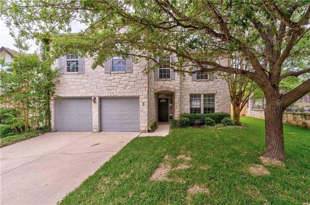 $495,000 - 3Br/3Ba -  for Sale in Jacarandas At Creek Condo Amd, Austin