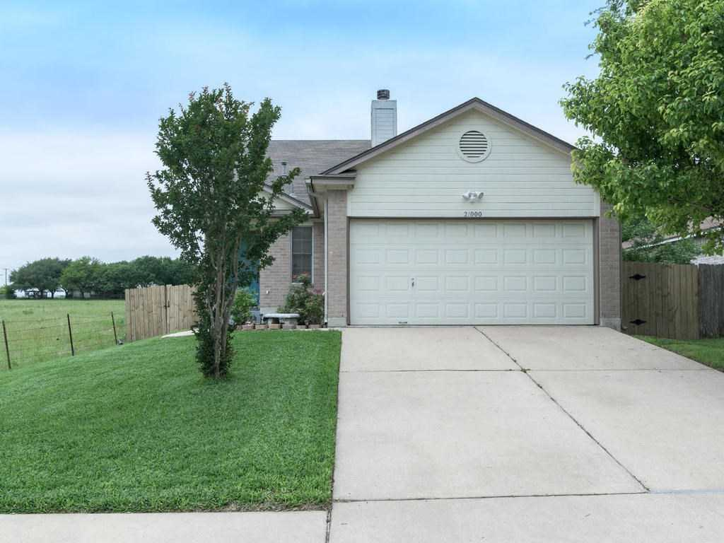 $219,950 - 3Br/2Ba -  for Sale in Ridge At Steeds Crossing Sec 2, Pflugerville