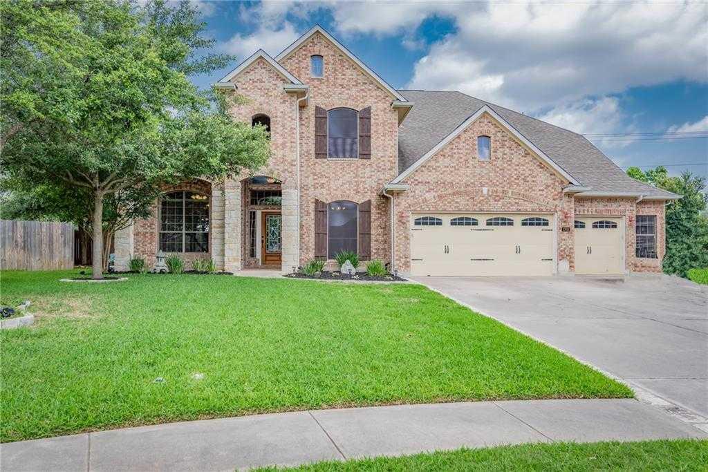 $499,995 - 5Br/4Ba -  for Sale in Buttercup Creek Ph 05 Sec 05, Cedar Park