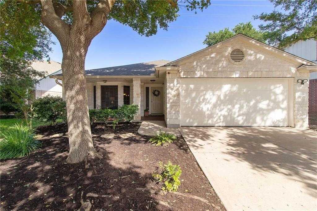 $397,000 - 3Br/2Ba -  for Sale in Sendera South Sec 01, Austin