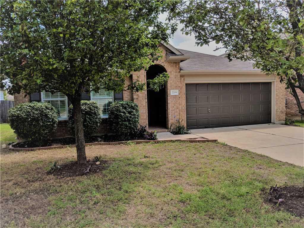 $269,500 - 3Br/2Ba -  for Sale in Heritage Park Sec 4, Cedar Park