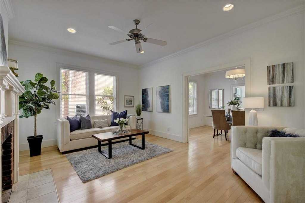 $890,000 - 3Br/2Ba -  for Sale in Travis Heights, Austin