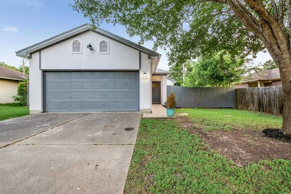 $261,576 - 3Br/2Ba -  for Sale in Silverstone Ph 02 Sec 01, Austin