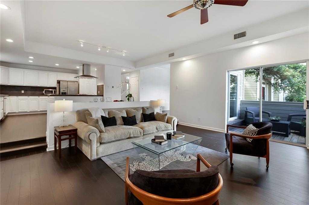 $849,000 - 3Br/3Ba -  for Sale in Villas Travis Heights Condo, Austin