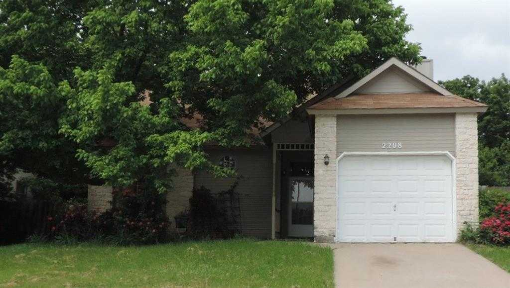 $258,000 - 3Br/2Ba -  for Sale in Wells Branch Ph A Sec 03, Austin