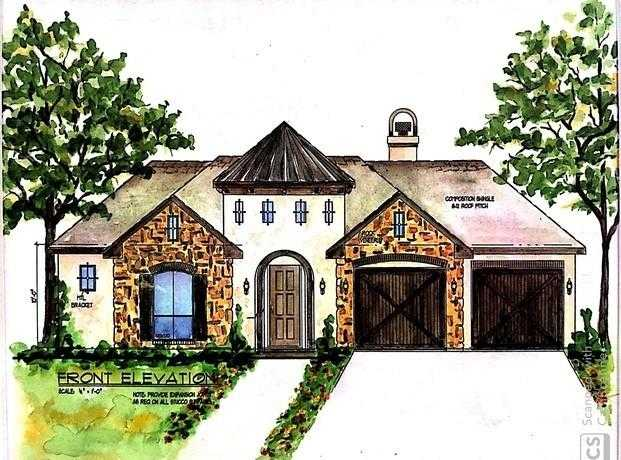 $649,900 - 3Br/3Ba -  for Sale in Gruene River Place, New Braunfels