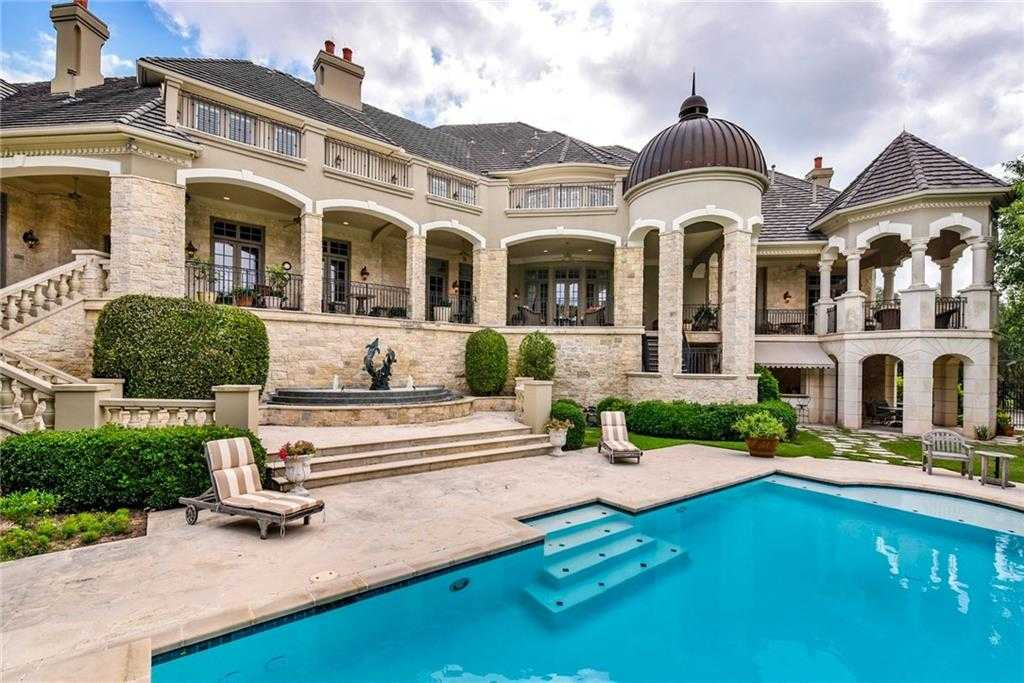 $5,900,000 - 5Br/8Ba -  for Sale in Barton Creek Sec G Ph 02, Austin