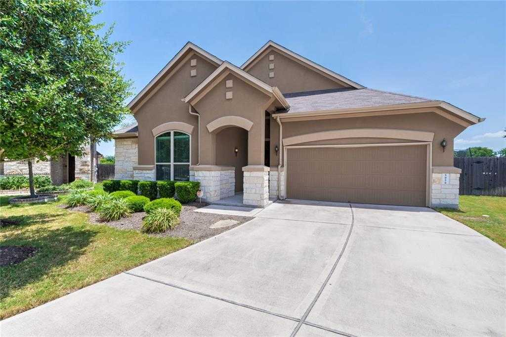 $324,900 - 4Br/3Ba -  for Sale in Whispering Hollow Ph 1 Sec 7a, Buda