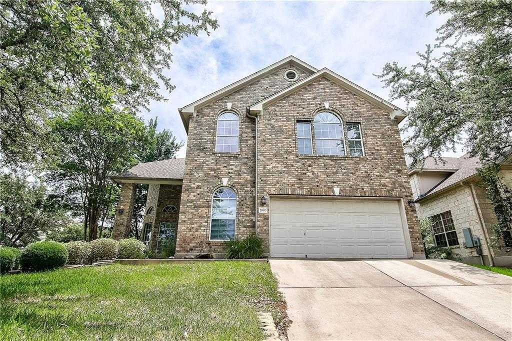 $360,000 - 3Br/3Ba -  for Sale in Anderson Mill West Sec 19, Cedar Park