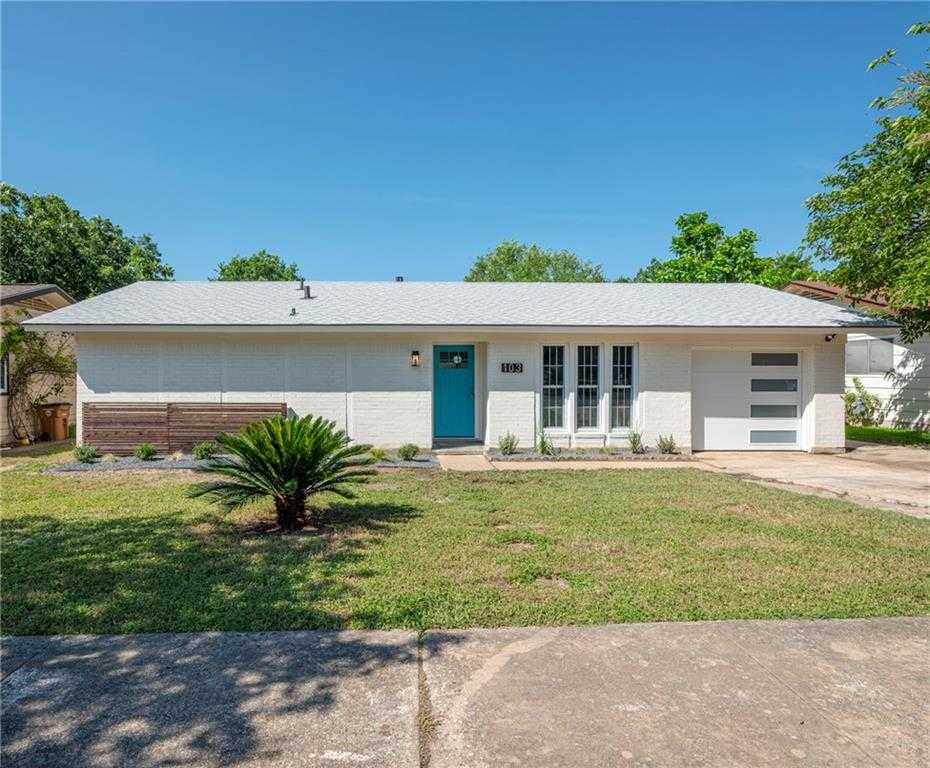 $269,900 - 3Br/1Ba -  for Sale in North Creek East Sec 01, Austin