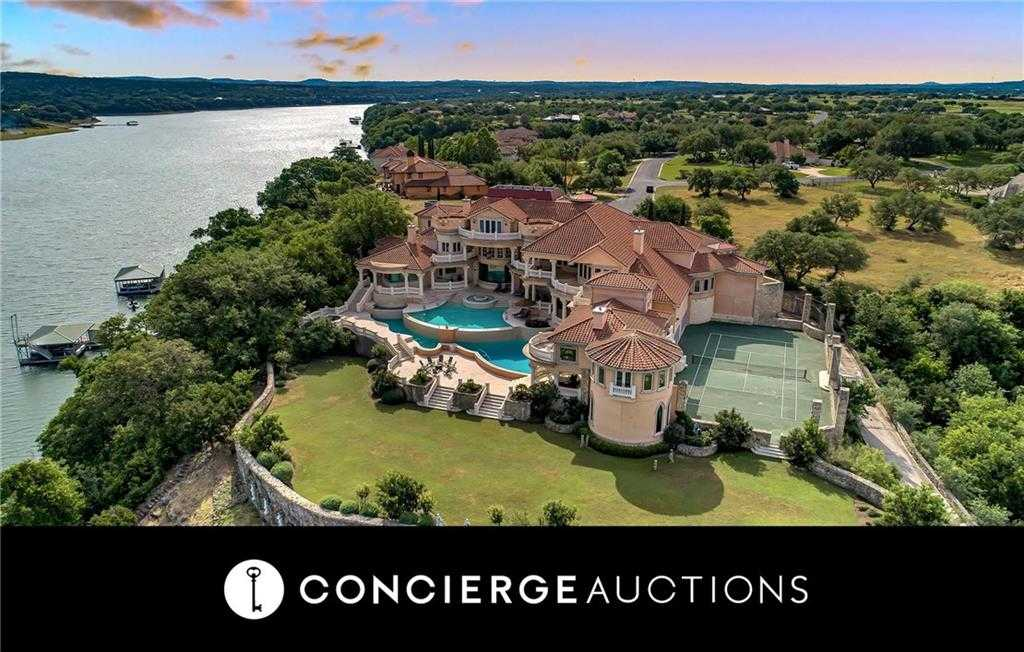 $7,900,000 - 7Br/13Ba -  for Sale in Lakecliff On Lake Travis Sec 01, Spicewood