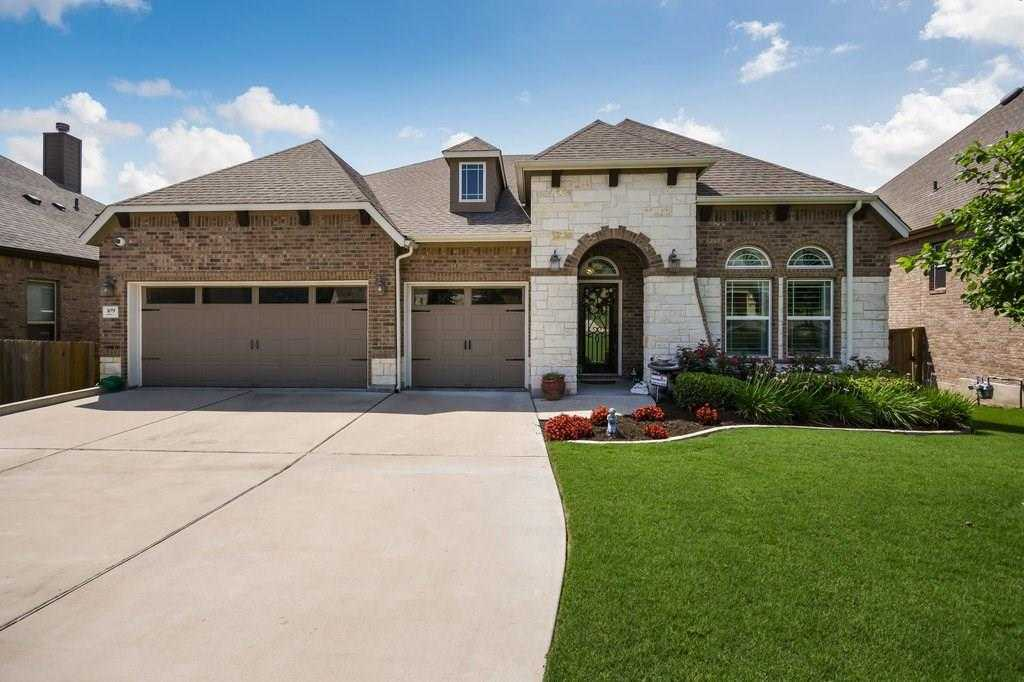 $465,000 - 4Br/4Ba -  for Sale in Parkside At Mayfield Ranch, Georgetown