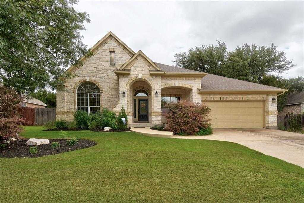 $429,000 - 3Br/3Ba -  for Sale in Buttercup Creek Ph 05 Sec 02, Cedar Park