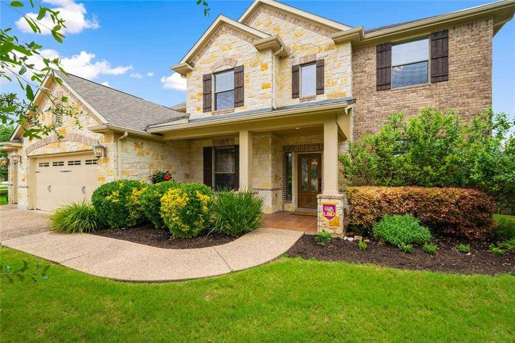 $570,000 - 4Br/4Ba -  for Sale in Behrens Ranch Ph D Sec 05, Round Rock