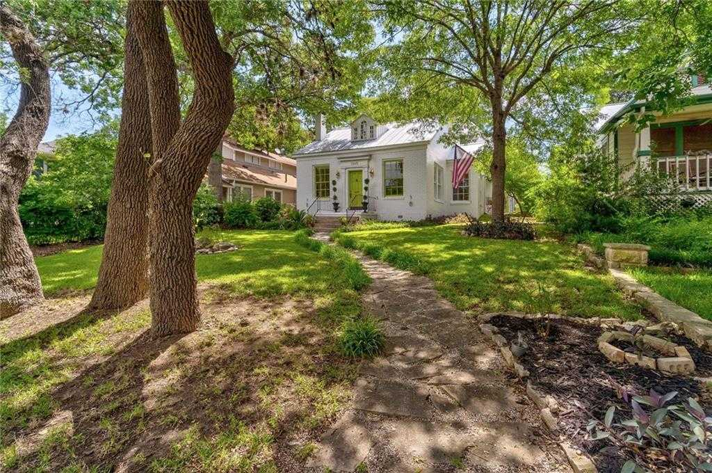 $1,200,000 - 3Br/3Ba -  for Sale in Travis Heights, Austin