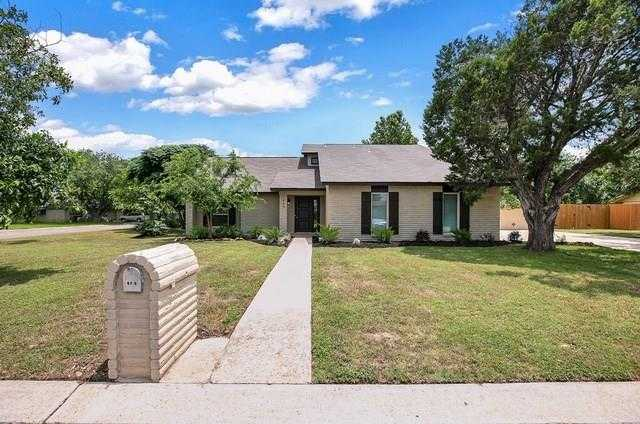 $299,000 - 4Br/3Ba -  for Sale in Tanglewood Forest, New Braunfels