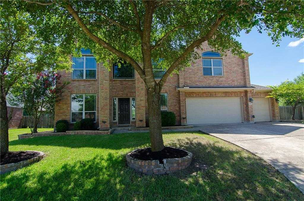 $421,900 - 5Br/4Ba -  for Sale in Falcon Pointe Sec 8a Amd, Pflugerville