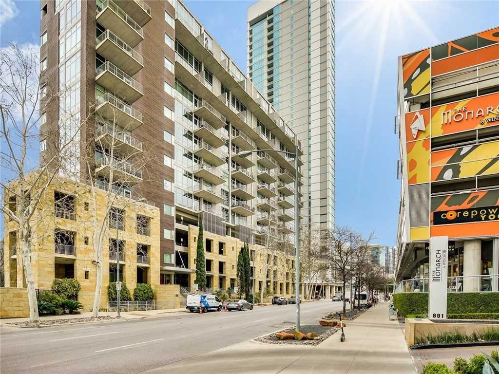 $819,000 - 2Br/2Ba -  for Sale in Austin City Lofts Amd, Austin