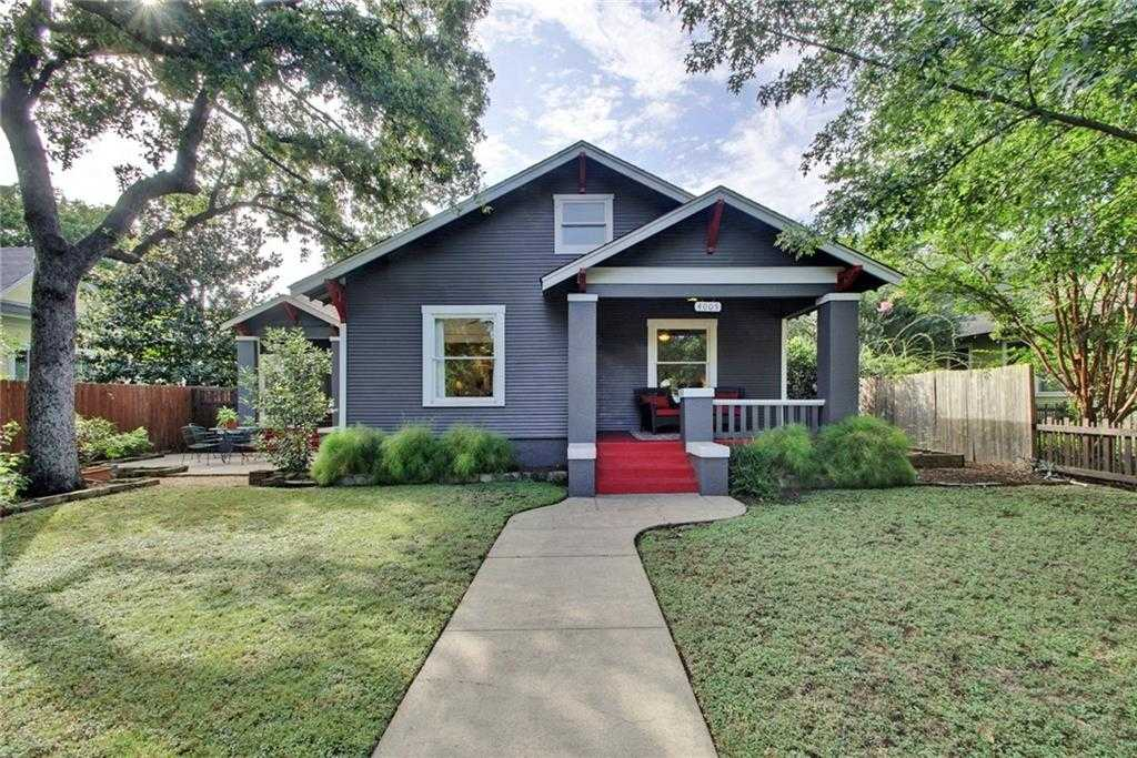 $949,500 - 3Br/3Ba -  for Sale in Hyde Park Add 02, Austin