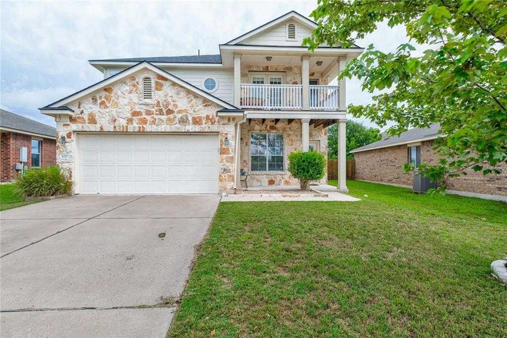 $249,972 - 3Br/3Ba -  for Sale in Benbrook Ranch Sec 02 Ph 01, Leander