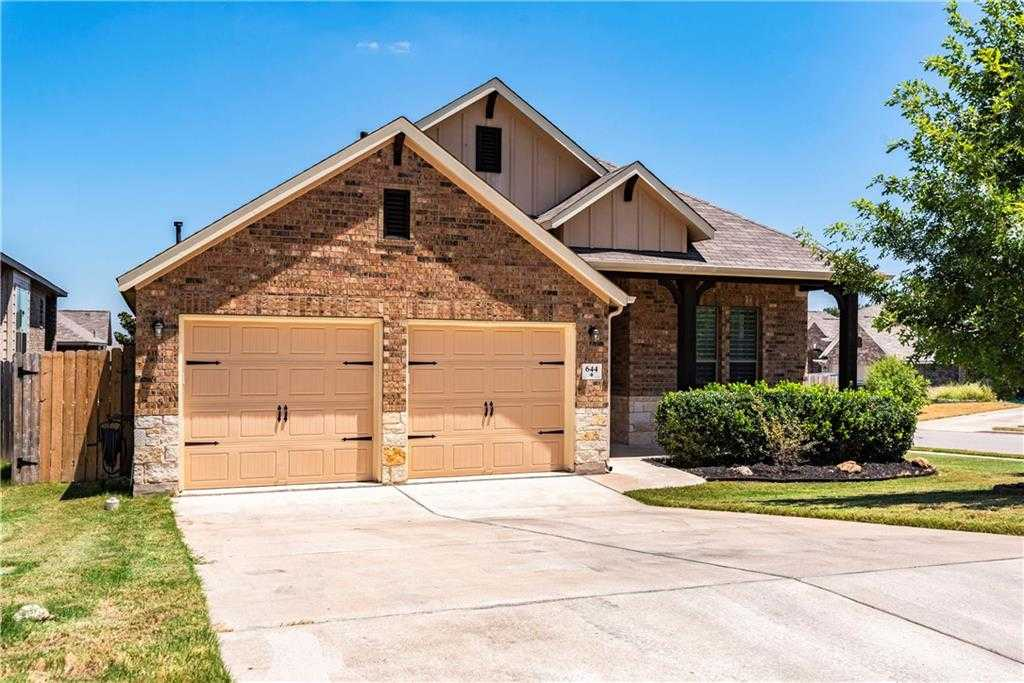 $299,900 - 3Br/2Ba -  for Sale in Vista Ridge, Leander