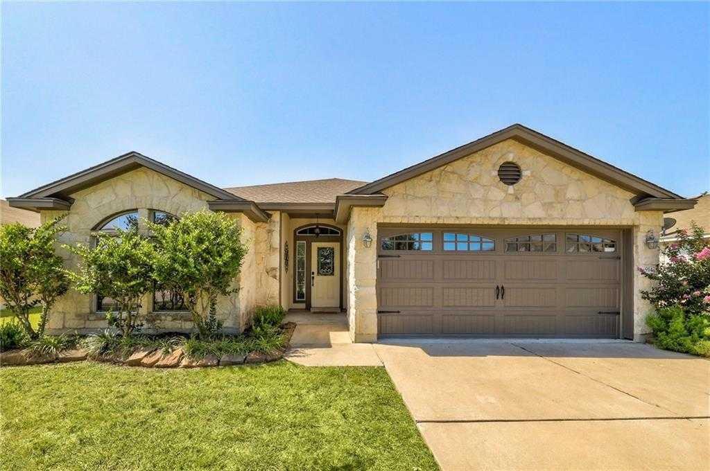 $238,900 - 4Br/2Ba -  for Sale in Benbrook Ranch, Leander