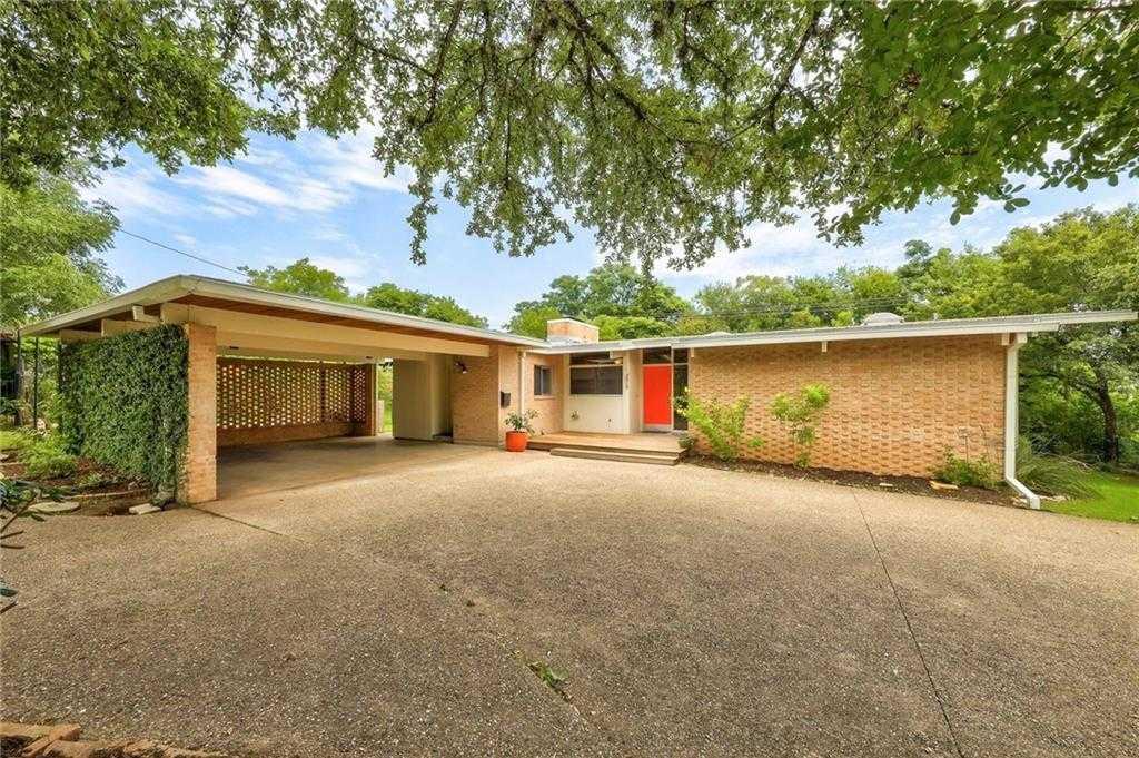 $1,019,000 - 3Br/3Ba -  for Sale in Balcones Park Add Sec 05, Austin
