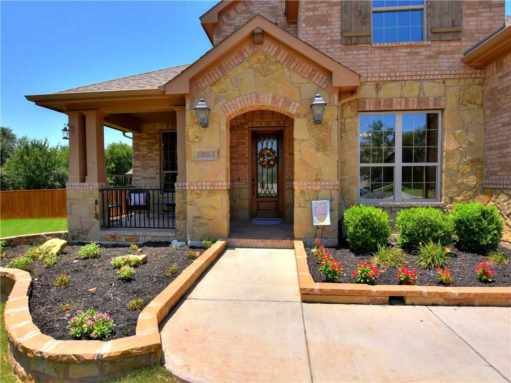 $488,999 - 5Br/4Ba -  for Sale in Parkside At Mayfield Ranch, Georgetown