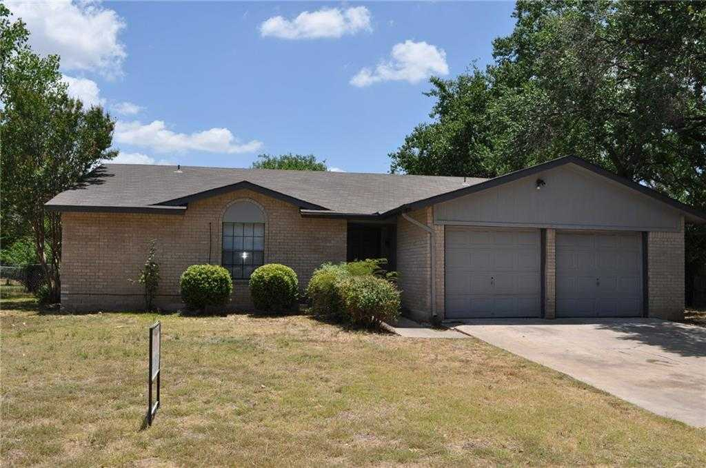 $195,000 - 3Br/2Ba -  for Sale in Mesa Park Sec 1, Round Rock