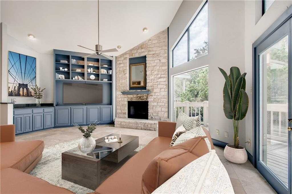 $587,500 - 2Br/3Ba -  for Sale in North Cat Mountain Sec 3-a Ame, Austin
