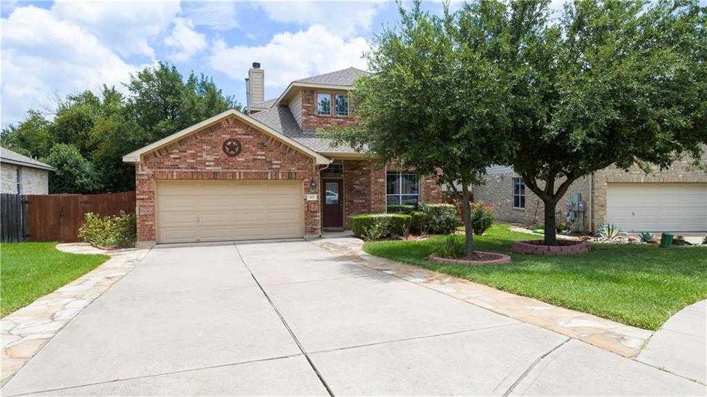 $374,999 - 3Br/3Ba -  for Sale in Ranch At Brushy Creek, Cedar Park