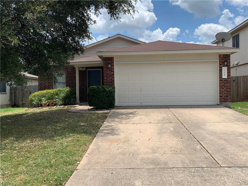 $237,500 - 3Br/2Ba -  for Sale in Horizon Park Sec 1, Leander