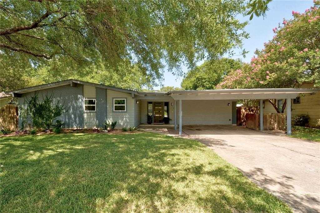 $625,000 - 3Br/3Ba -  for Sale in Allandale Estates Sec 01, Austin