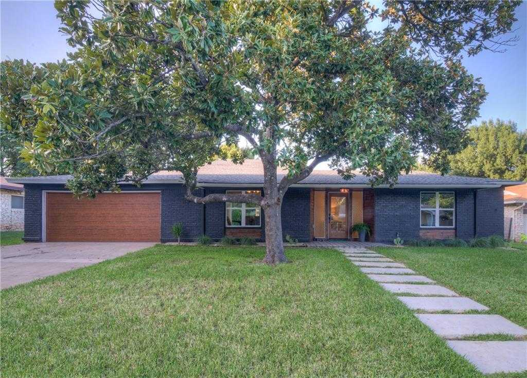 $849,900 - 3Br/2Ba -  for Sale in Allandale Park Sec 06, Austin