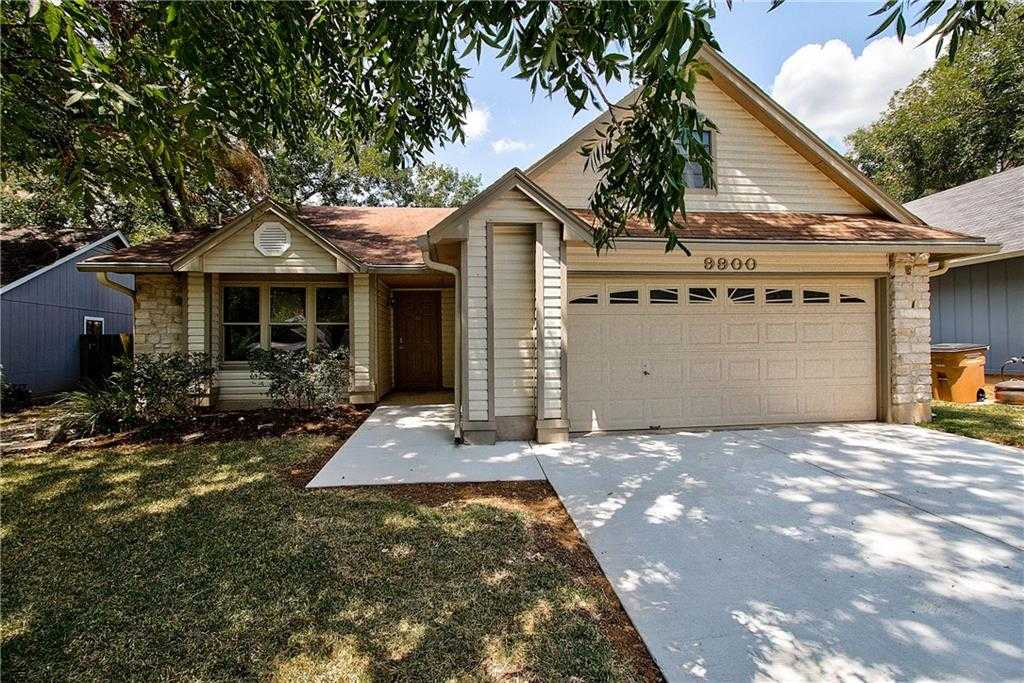 $272,000 - 3Br/2Ba -  for Sale in Tanglewood Forest Sec 02 Ph A, Austin