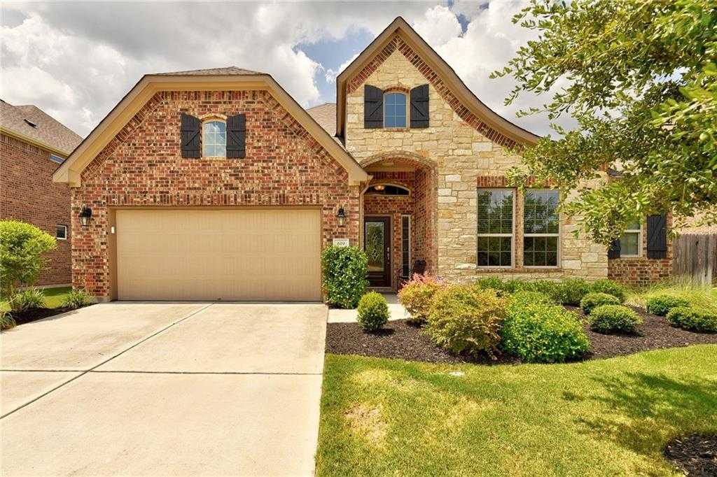 $442,000 - 3Br/3Ba -  for Sale in Westside Preserve At Buttercup Creek, Cedar Park