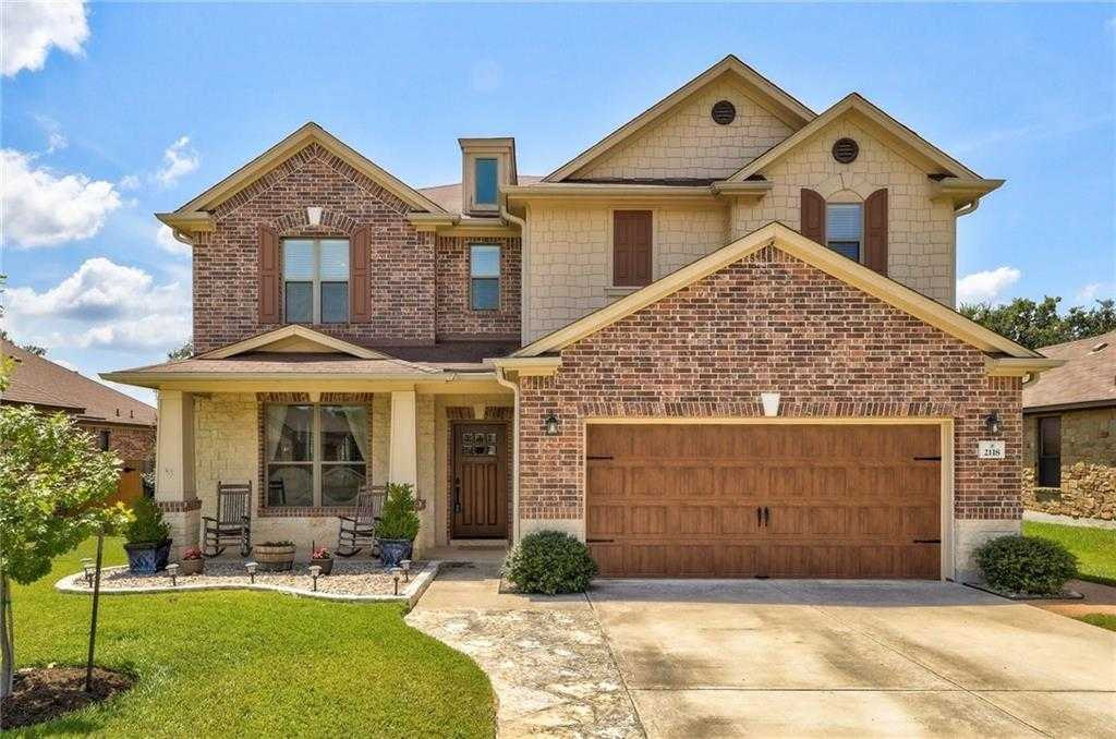 $425,000 - 4Br/3Ba -  for Sale in Silverado West Ph B Sec 05, Cedar Park