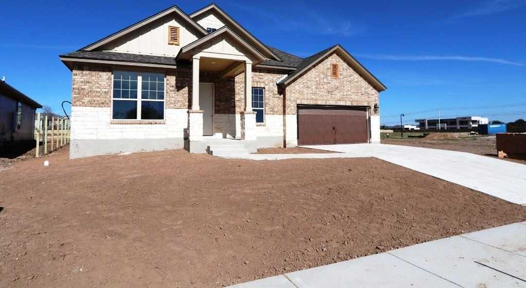 Hutto Tx Real Estate Listings New Family Homes For Sale