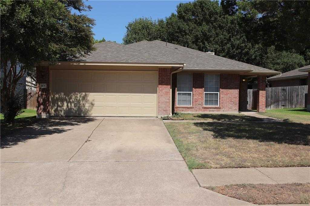 $249,900 - 3Br/2Ba -  for Sale in Woods At Carriage Hills Sec 02, Cedar Park