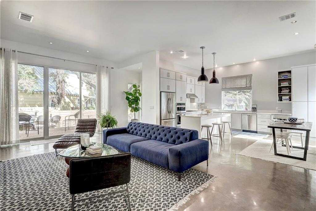 $1,250,000 - 3Br/3Ba -  for Sale in Travis Heights, Austin