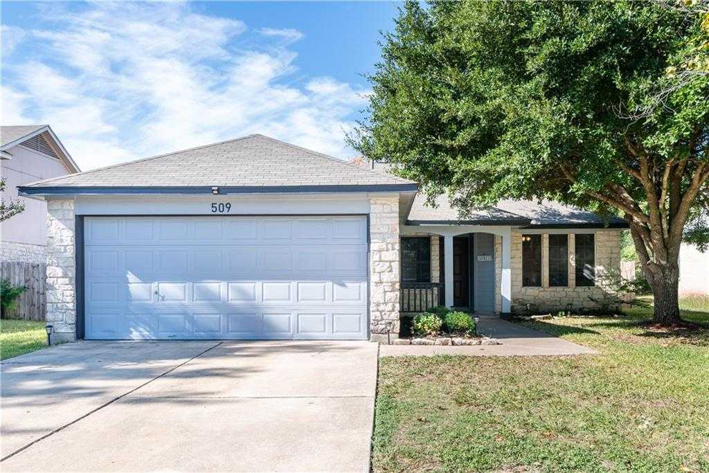 $219,900 - 4Br/2Ba -  for Sale in North Creek Sec 01, Leander