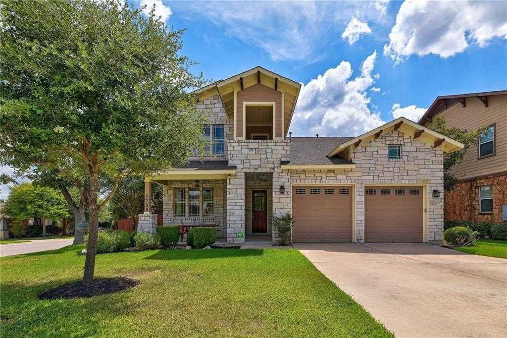 $549,900 - 5Br/4Ba -  for Sale in Reserve At Twin Creeks Sec 13, Cedar Park