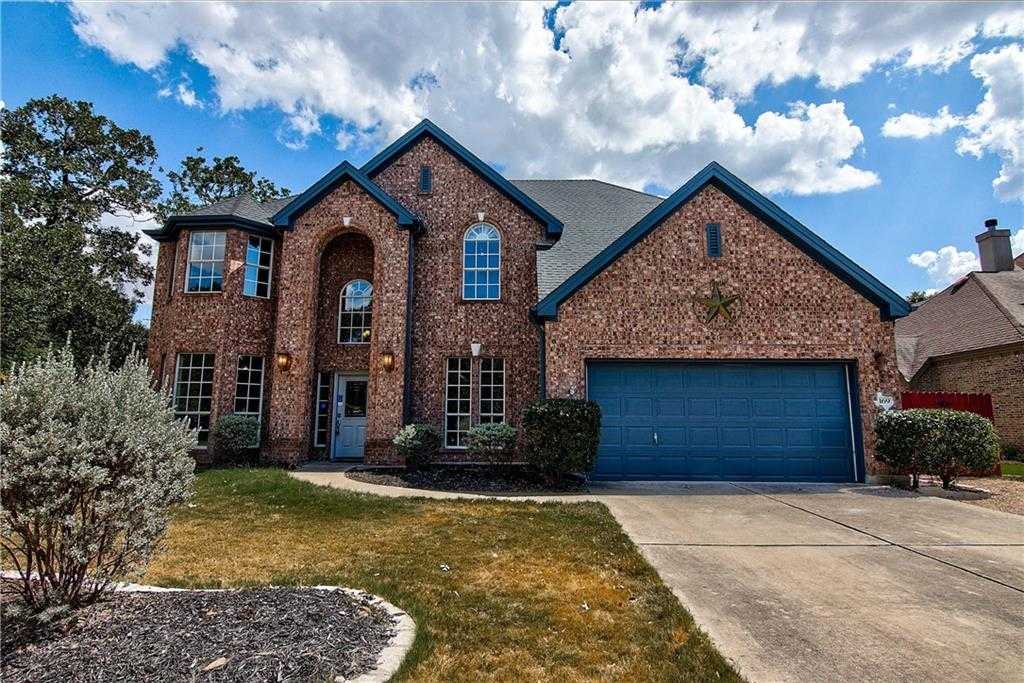 $333,000 - 5Br/3Ba -  for Sale in Woods At Berry Creek Ph 01, Georgetown