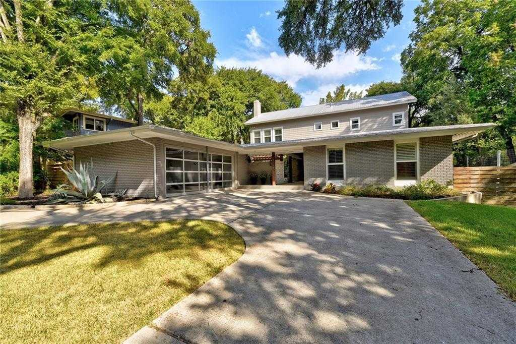$1,050,000 - 4Br/3Ba -  for Sale in Barton Hills, Austin