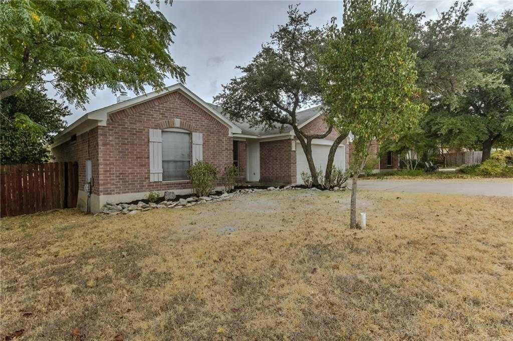$225,000 - 3Br/2Ba -  for Sale in Gann Ranch Sec 01, Cedar Park
