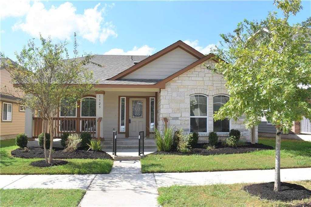 $260,000 - 4Br/2Ba -  for Sale in Highland Park Ph D Sec 5, Pflugerville