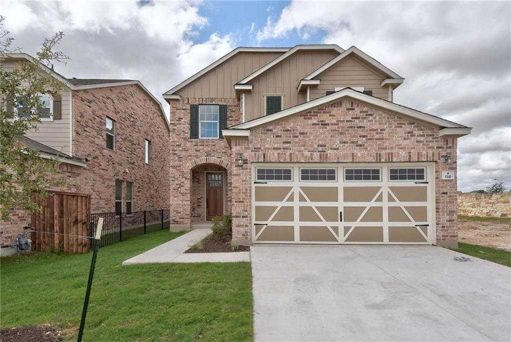 $286,941 - 3Br/3Ba -  for Sale in Villas At Star Ranch, Hutto