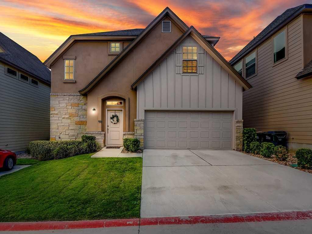 $364,990 - 2Br/2Ba -  for Sale in Scofield Farms Meadows Condominiums, Austin
