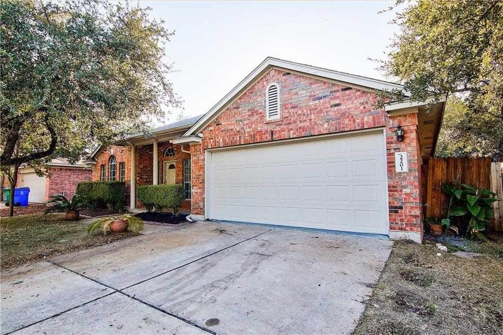 $290,000 - 3Br/3Ba -  for Sale in Gann Ranch Sec 03, Cedar Park